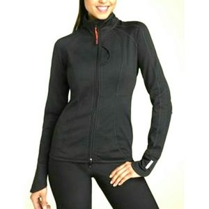 Zella Black Athletic Jacket